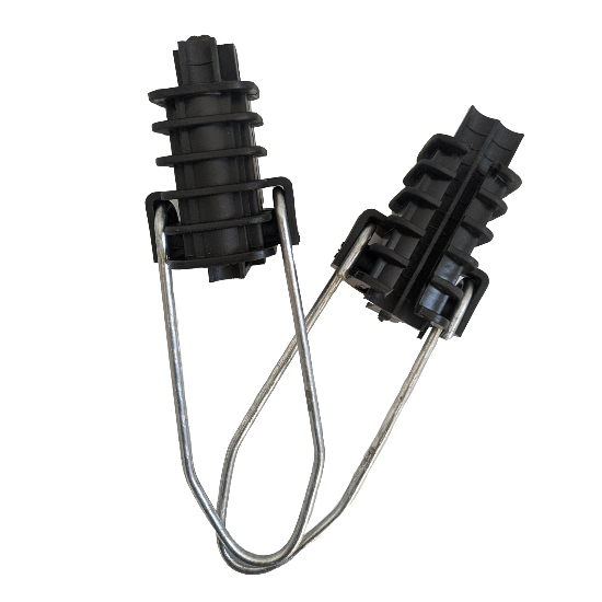 5.Clamp for fixing electrical and telephone cables
