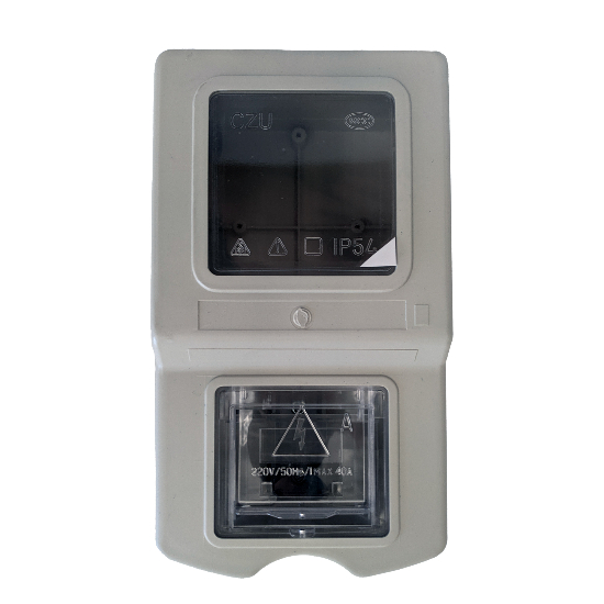 4.Protective case for electrical measuring devices, type CZU-220M